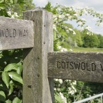 The Cotswold way is on your doorstep.